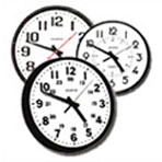 Accutrex Commercial Wall Clocks