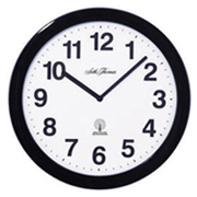 Seth Thomas Radio Controlled Atomic Clock 11 Quartz