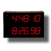 Digital Calendar Clocks