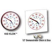 educational clock_kid klok