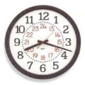 12/24 Hour Dial