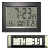 KRONOsync - Wireless LCD Clocks
