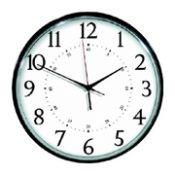 Standard Analog Clocks