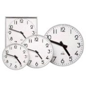 Analog Secondary Clocks